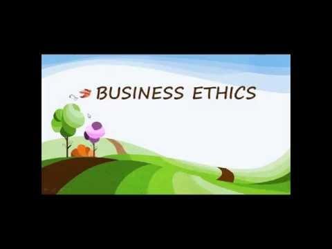 PPT Presentation on Business Ethics