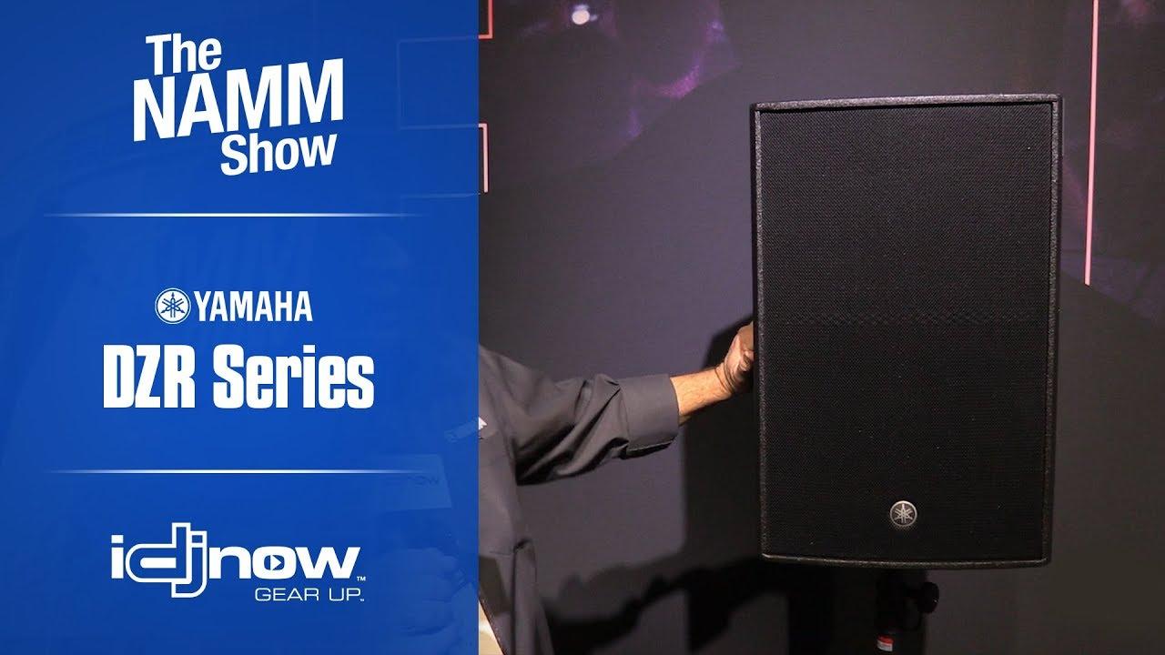 Yamaha DZR Speaker Series