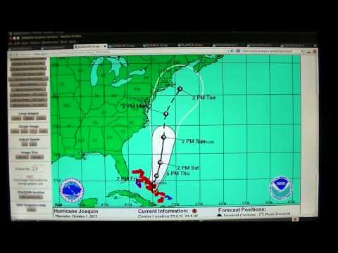 PROOF of Hurricane Control, Bahamas, Bermuda, oct 2015