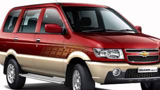 Chevrolet Tavera Neo 3 interiors