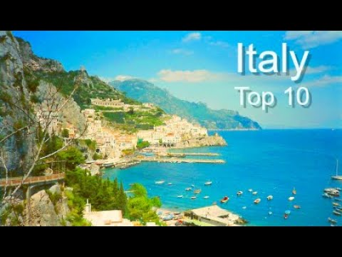 Italy Top Ten Things to Do, by Donna Salerno Travel