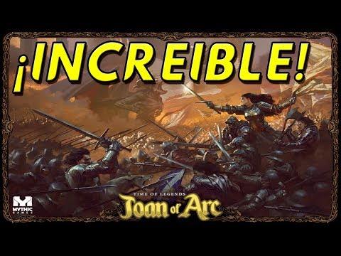 Juego de Batallas - Time of Legends: Joan of Arc