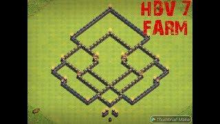 HDV 7 FARM  (Speed building)