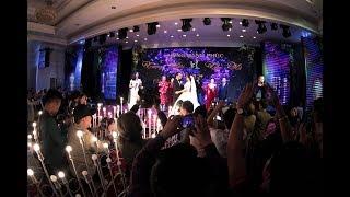 Toàn cảnh Đám cưới NSND Trung Hiếu - Thu Hà tại Thái Bình
