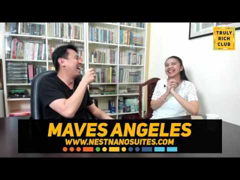 Bo Sanchez Interviews Maves Angeles a true to life rags to riches story