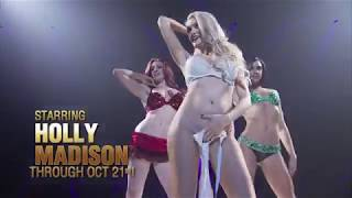 Holly Madison in Peepshow - Planet Hollywood Las Vegas