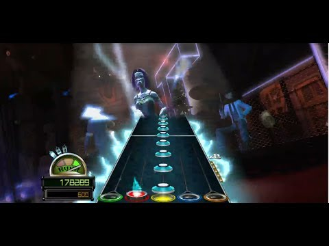 Guitar Hero World Tour Beat It Expert Guitar 100% FC (Guitar Hero World Tour PC gameplay)