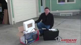 Mailboss Mailbox Installation With Hardwaresales.com's Steve