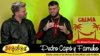 Nota - Pedro Capo y Farruko
