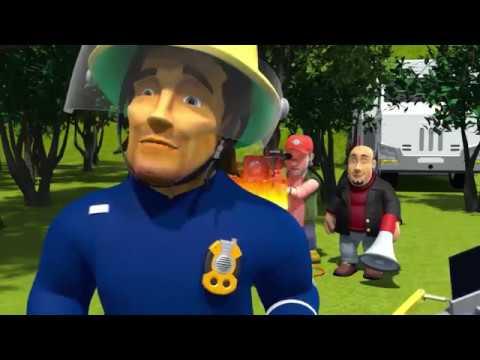 Sam le pompier les feux de la rampe compilation sam le pompier le film dessin anim - Pompier dessin ...