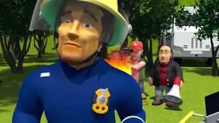 Sam le Pompier - Les Feux de la Rampe | Compilation | Sam le Pompier - Le Film | Dessin animé