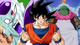What If Goku Had His Potential Unlocked By Elder Guru Dragonball Z