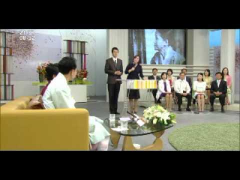 Korean President MyungBak Lee interview Childhood hardships.avi