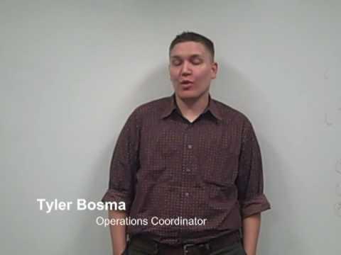 Seattle Works Staff: Tyler Bosma