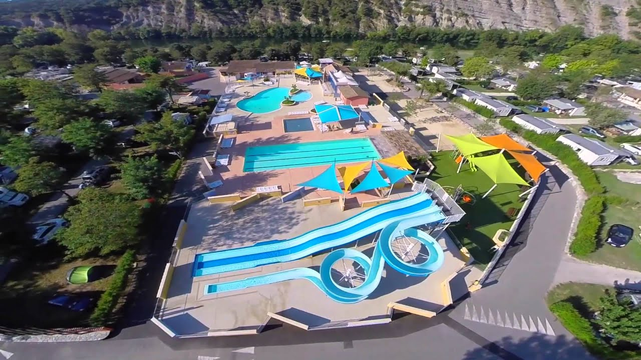 camping la plage fleurie - youtube