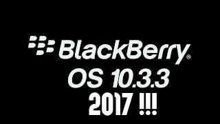 blackberry 10.3.3 - autoloader