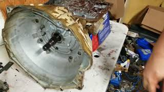 4L60 Transmission, No 3rd Or 4th Gear, Disassembly And How To Diagnose The Problem