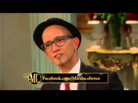 La noche de Mirtha 2014 - El Cuba le contó su historia a Mirtha Legrand
