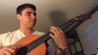 Boombox Cartel - Whisper (Intro guitar tutorial)