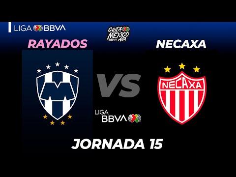 Monterrey Necaxa Goals And Highlights