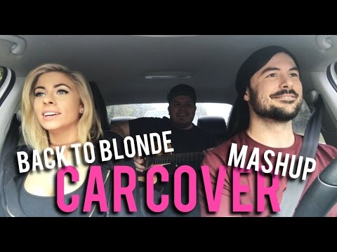 There's Nothing Holdin' Me Back / Your Love MASHUP! BACK TO BLONDE!!!  (Andie Case Cover)