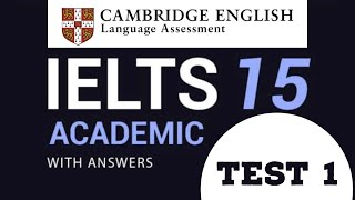 Cambridge 15 IELTS Listening Test - 1 2020 | Practice free listening test here | Celsius Educations