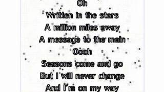 Written in the Stars ( CLEAN )