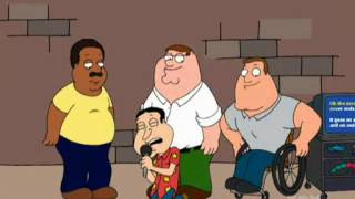 Family Guy - Karaoke bar (Song: Dont Stop Believin)