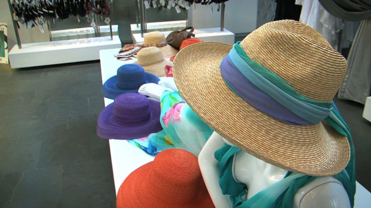 Oh diosas sombreros de playa youtube - Decoracion de sombreros ...