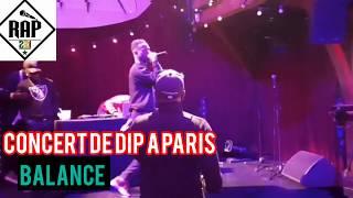 Dip doundou Guiss au Zèbre de Belleville (Paris ) instant balance