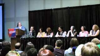 Hocus Pocus - Magic and Monsters in Science Fiction and Fantasy :: 2012 NY Comic Con
