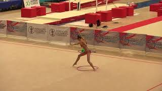 Matylda Marszalek - Hoop - Team/AA - 2018 Pacific Rim Championships