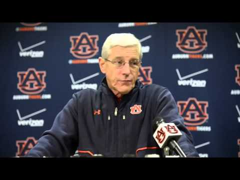 Auburn Defensive Coordinator Ellis Johnson remains unfazed by criticism