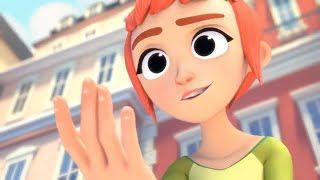 Alan Walker Ft. Sabrina Carpenter & Farruko On My Way (animation Mp3)4k