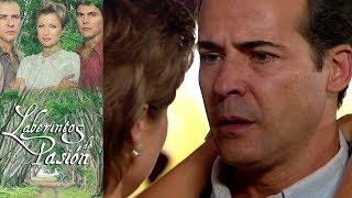 Laberintos de Pasión - C-21: Julieta rompe el corazón de Gabriel | Tlnovelas