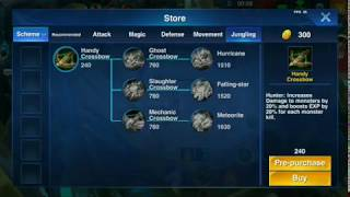 Bastien Best Build 2017 Heroes Arena Game Play Part2