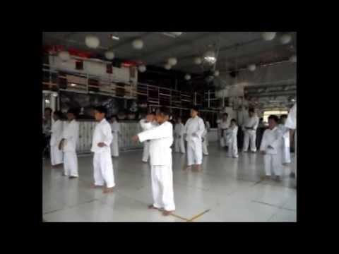 Examen Yee Karate Do..