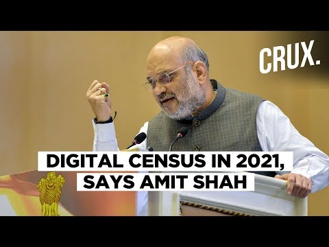 Census 2021 To Be Conducted Digitally, One Card For All Utilities: Amit Shah