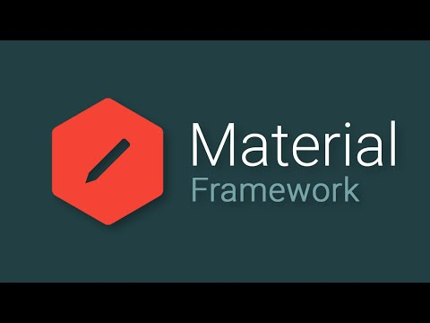 Swift 2 - Showcase: Material Framework by CosmicMind