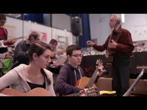 L'Académie de guitare - École de musique / Music School
