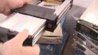 #254 - MobileMaxx Aluminum Hard Drive Racks and Cartridges