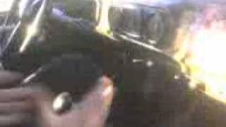 Инструктор вождения на ЗИЛе