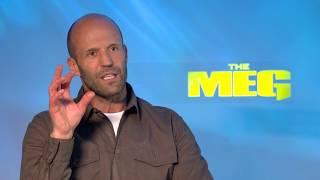 THE MEG Interview  Jason Statham