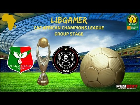 LIBGamer PES 2017 CAF African Champions League Group Stage Episode 40