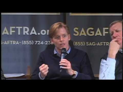 Ned Vaughn on the Future of SAG-AFTRA and Young Performers