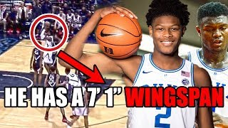 NOBODY Is Noticing THIS Duke Player Who Might Be BETTER Than Zion Williamson (Ft. Wingspan & NBA) thumbnail
