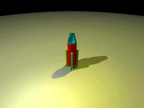 Computer Graphics - Final Project - Pre Visualization Video