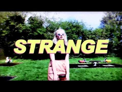 Kate Lomas - Sweet Strange Days (Official Lyric Video)