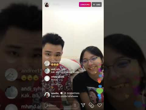 Free Download Misellia Ikwan Dan Jess No Limit Live Ig Bareng Mp3 dan Mp4