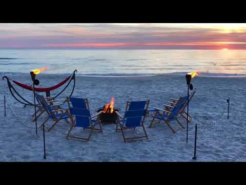 Endless Beach Rentals Panama City Beach, Florida Bonfires